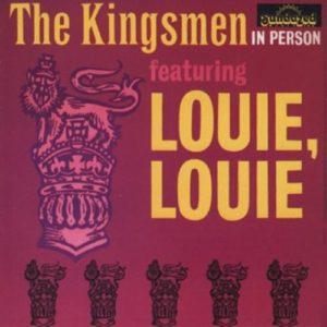 Louie Louie Album Cover